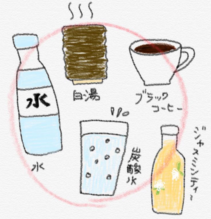 良い飲み物
